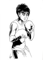 Un Ippo by gaspineitor