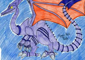 Metroid- Ridley by FlygonPirate