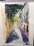 Water color by artcobain