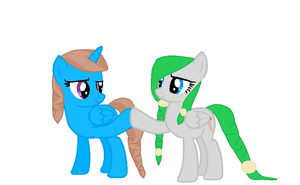 Me And Jessica by kathryn8234