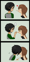 Pocky Kiss by C4PNshota