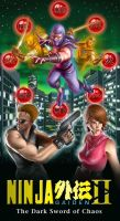 Ninja Gaiden II by nenerocks