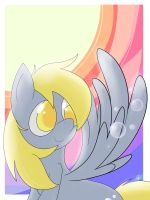Another Derpy by anon3mau5