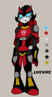 TFA OC - Livewire by beanchan