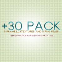 Mix Pack (+30) by TeefeyPhotoshop1