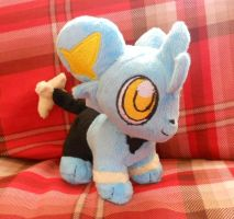 Shinx by FeatherStitched