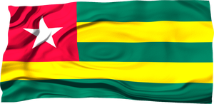 Flags of the World: Togo by MrAngryDog