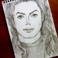 Michael Jackson stranger in moscow by HitomiOsanai