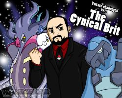 The Cynical Brit and Pokemon by Chibi-Warmonger