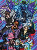 CaptainPhantom Guild ART by DemoniumAngel