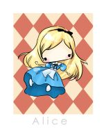 Fairy tales - Alice in Wonderland by ohin