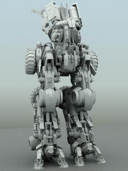 Transformers combiner wip2 by Donvius