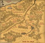 Speardrake - Map by Epantiras
