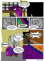 Land of the Daead C1-P1 by MadMonkeyDane
