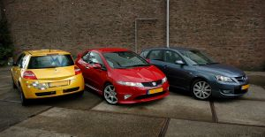 R26 F1 - Type R - 3 MPS by Vipervelocity