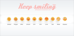 Keep smiling by OtherPlanet