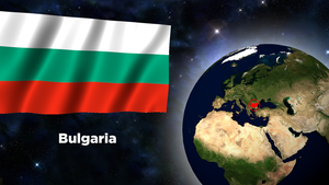 Flag Wallpaper - Bulgaria by darellnonis