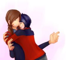 A Mother's Hug By CHibilover0 by ReinaHW