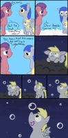 The Bubbles by MineralRabbit