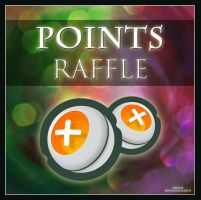 500 Points Raffle (OVER! Winners announced!) by sanguisGelidus