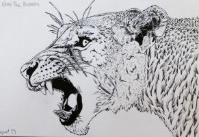 Lioness by NamiTheAssassin