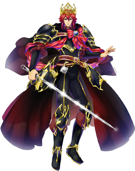 FEH Bridal Blessings 1, Michalis by Sonic-Cake