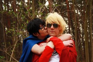 Homestuck Shooting 006 by xHaku-chanx