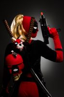 The Deadpool Corps by SnowboardingTaco