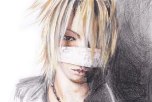 Gazetto - Reita portrait by daiong