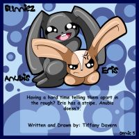 Bunniez 3 Intro by TiffanySketches