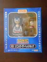 Sonic Nendoroid Figure Set by BoomSonic514