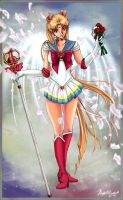 Super Sailor Moon by Snarflax
