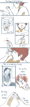 For Him - Strip 1 by vythefirst