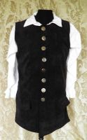 Steampunk-pirate waistcoat PCW3-5 by JanuaryGuest