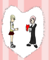 14 Valentines Challenge--CroMa by Colliequest