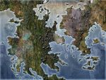 Fantasy Blank Map  by Sedeslav