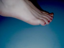 my little foot by HunkyPunky