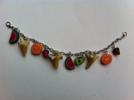 Fruit Bracelet by Nienke15