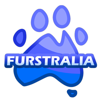 New Official Furstralia Logo by FurrhanBlackwood