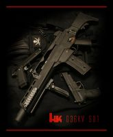 HK G36KV SD1 by Capt-Morgan