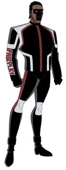 DCAU/CW: Mr. Terrific by AMTModollas