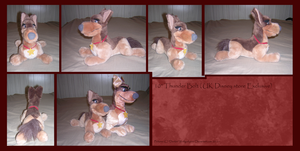 .: UK ThunderBolt plush :. by BeachBumDunkin