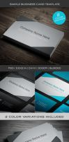 FREE Business Card Template by petumDesign