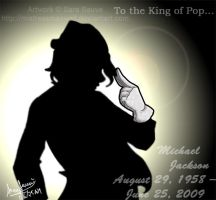King of Pop - Michael Jackson by mistressmaxwell