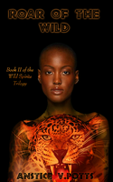 Roar of the Wild bookcover by astateofconfusion