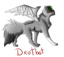 Drotbot by AnimHorseAndWolf