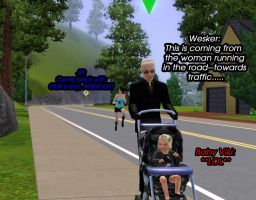 Wesker Household 4.0 by SuperMeja