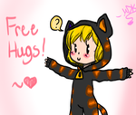 Free Huggies!~ by MadDucky76105