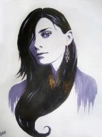 Self Portrait2011 by NAD-LifeOfficial
