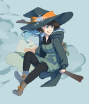 Witchsona 2015 by AhLaToad